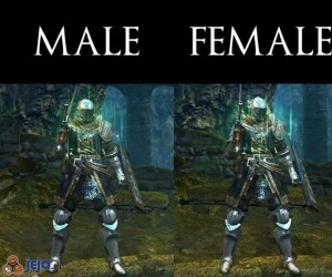 Dobre kobiece zbroje od 2012