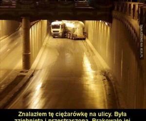 Historia bezdomnej ciężarówki