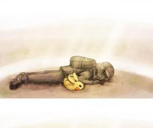 Gdyby Ash pozostał kamieniem w pierwszym filmie