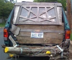 Zapasowe części do samochodu