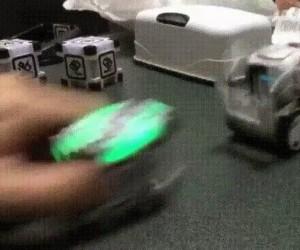 Wrrr, zły robot