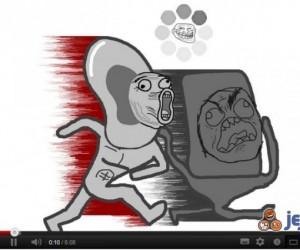 YouTube'owy wyścig