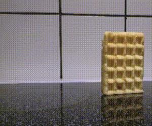 Atomowe gofry