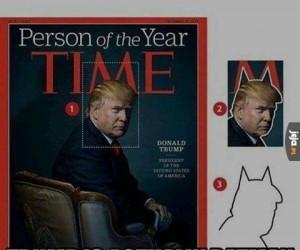 Czy Trump to Batman?
