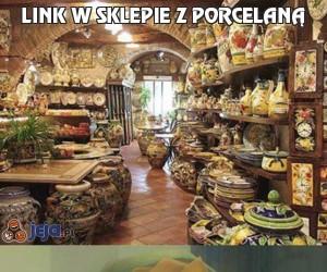 Link w sklepie z porcelaną