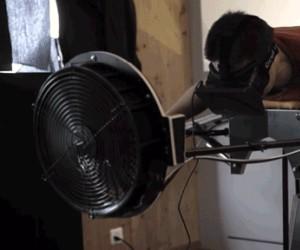 Symulator lotu ptaka