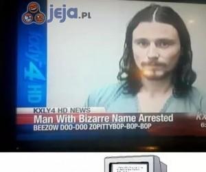 Dziwne imię...