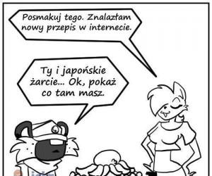 Nowy przepis z internetu