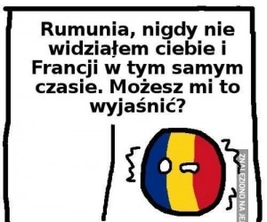 Rumunia i Francja
