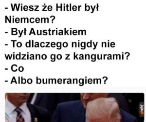 Hitler był Austriakiem, ale czy na pewno?