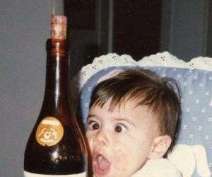 Wino dla dzieciaka