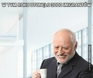 W tym roku utonęło 3000 imigrantów