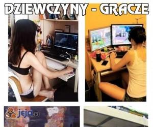 Dziewczyny - Gracze