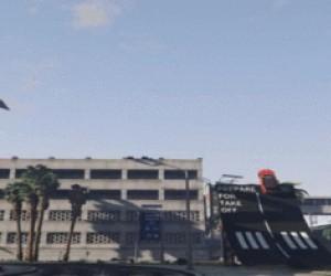 Dzień jak co dzień w GTA Online