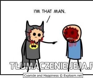 Batman... prawie Batman.