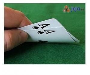 Jak nie grać w pokera