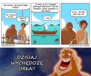 Napalony Zeus