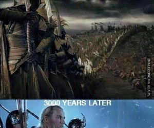 Technologia wolno rozwija się u elfów