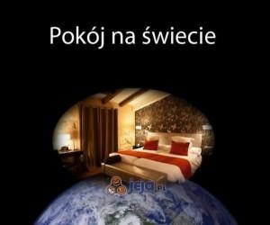 Pokój na świecie