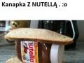 Kanapka z Nutellą
