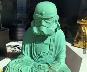 Szturmowiec Budda?