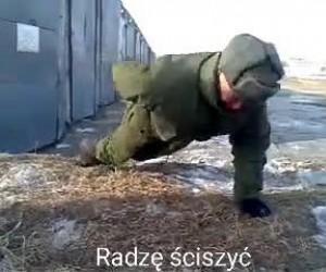 Tymczasem w Rosji (uwaga na głośność)