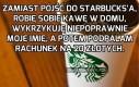 Kawa ze Starbucks'a