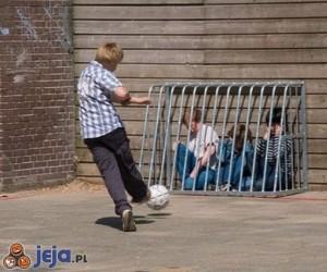 Piłka nożna dla twardzieli