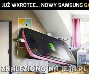 Już niedługo nowy Samsung Galaxy