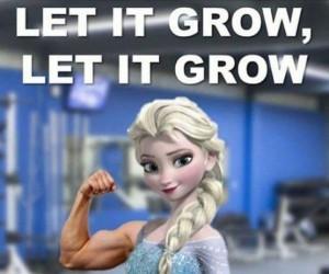 Elsa na pakierni