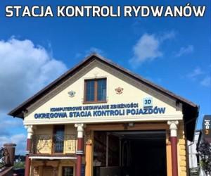 Stacja kontroli rydwanów