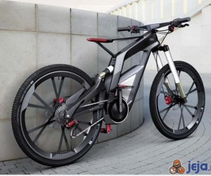 Rower od Audi