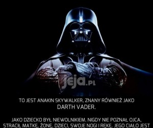 Poznaj Lorda Vadera