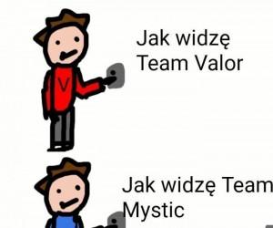 Koniec wojen między teamami!