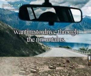 Nie ma to jak przejażdżka po górach