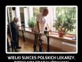 Wielki sukces polskich lekarzy