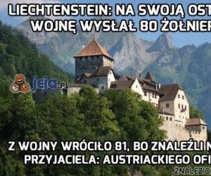 Good Guy Liechtenstein!