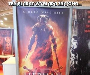 Ten plakat wygląda znajomo...