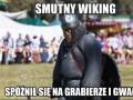 Smutny wiking