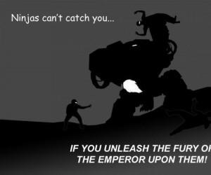 Ninja Cię nie dogonią