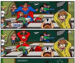 Jeśli możesz wybrać, bądź Batmanem