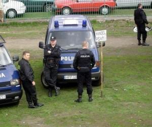 Policja na sprzedaż