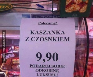 Full exclusive kaszanka