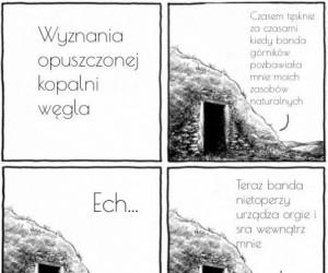 Historia pewnej kopalni