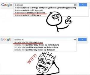Czym potrafi zaskoczyć Google