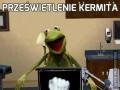 Prześwietlenie Kermita