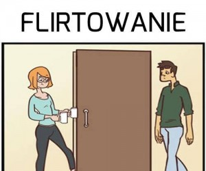Nie umiem w flirtowanie