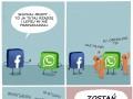 Mówi Facebook do WhatsAppa...