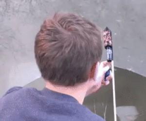 Podwodny fajerwerk
