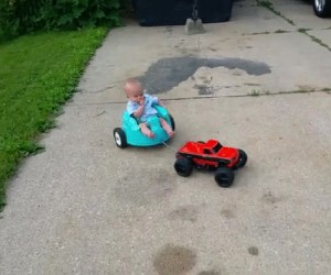 Samochód na pilota zawsze przydatny